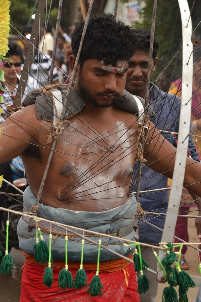 Indien India Pondicherry Puducherry Blog (55)