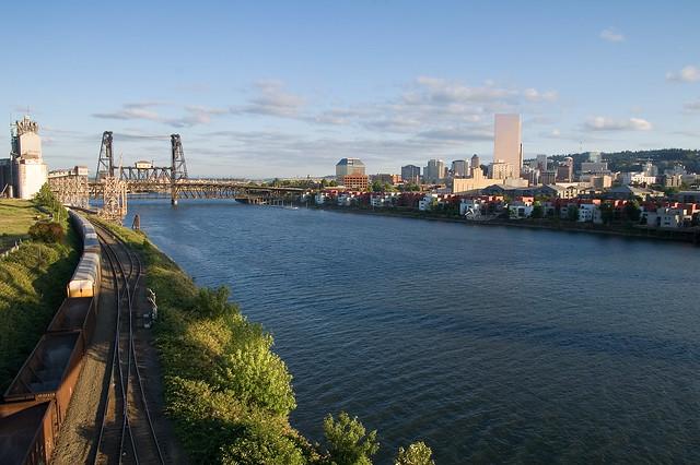 Portland Summer Evening