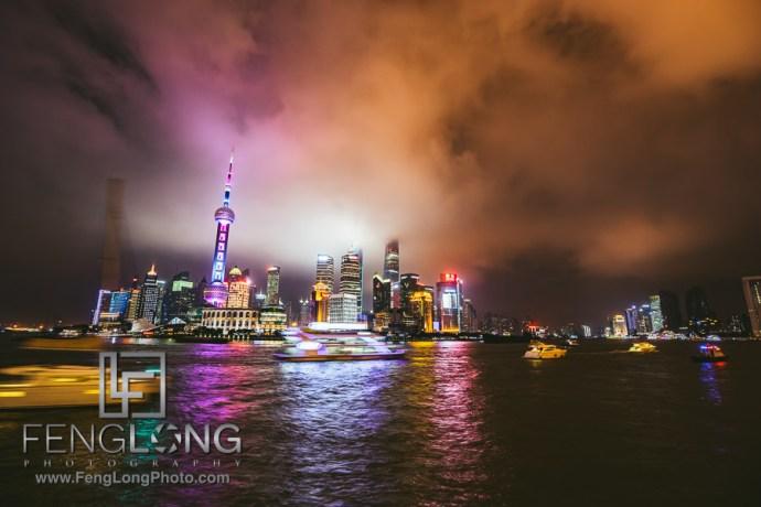 Summer Vacation Blog | China Day 12 | Jingan Temple & The Bund Shanghai