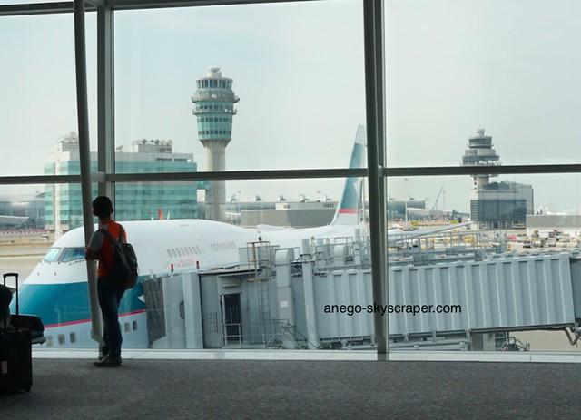 香港空港 747
