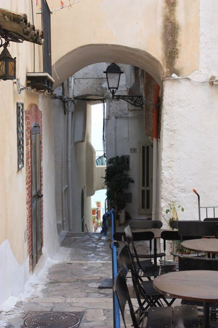 sperlonga cofee outside