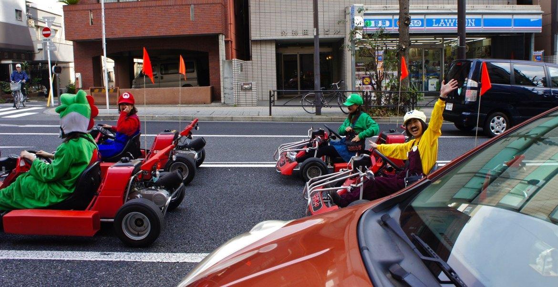 Super Mario Kart - Akiba Kart