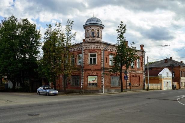 Wine Shop Bobkov, Kineshma, Ivanovo Oblast, Russia
