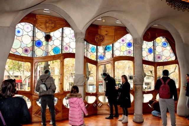 Casa Batlló interior