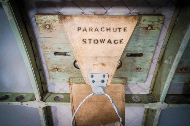 Parachute Stowage