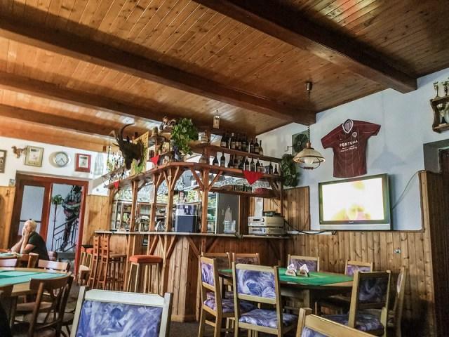 Inside The Famous Bar