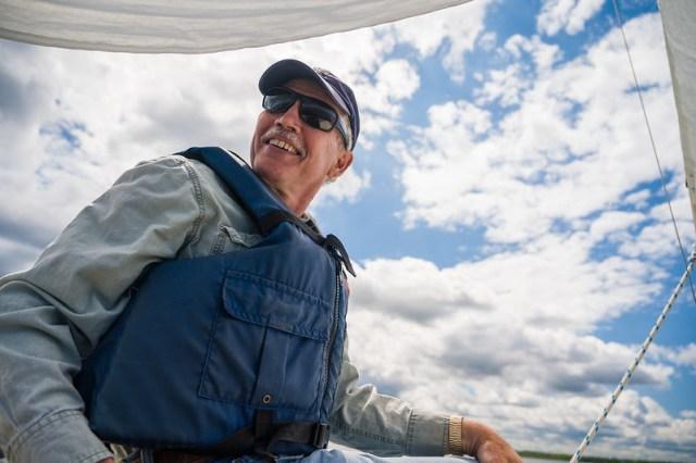 Sailing and Smiling