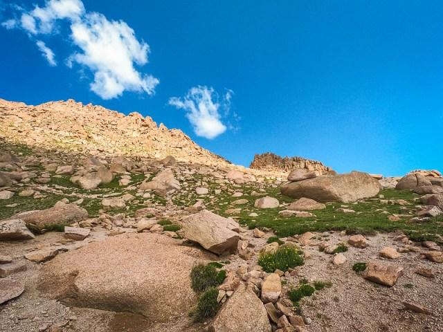 Pikes Peaks