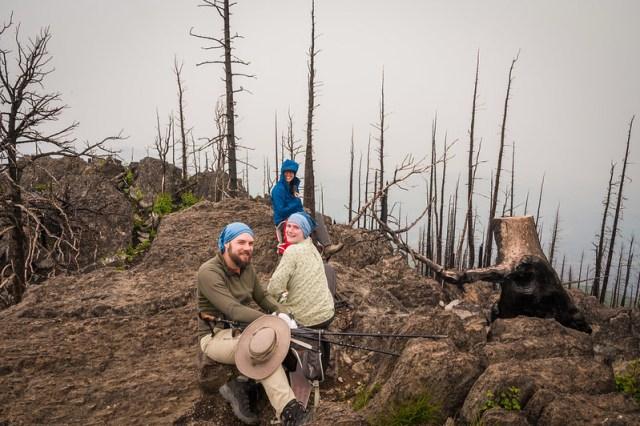 Sitting Ducks - Storm Mountain Hike