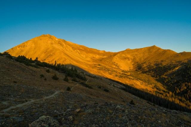 Mount Yale Sunrise