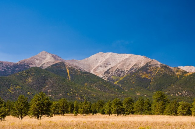 Mount Princeton From a Distance