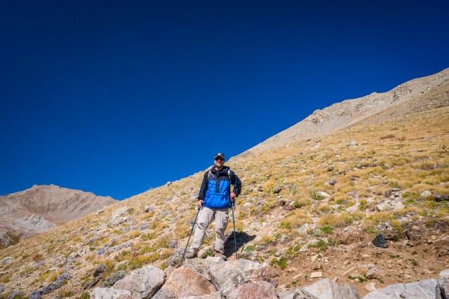 Both Peaks and the Harvard Columbia Traverse