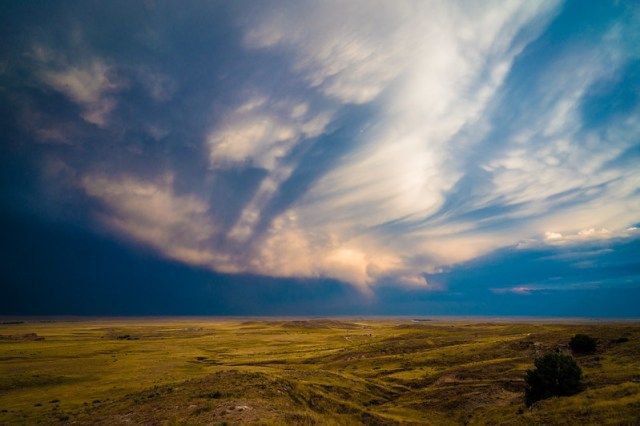 Pawnee National Grassland - Crazy Shapes
