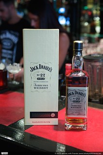 De Jack Daniel's No. 27 Gold Tennessee Whiskey