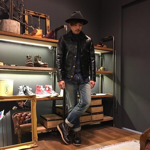 JEANSDA Leather Jacket
