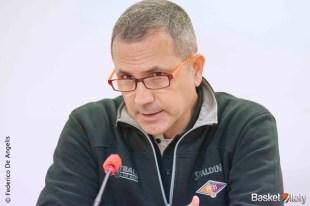 Acea Virtus Roma, Coach Guido Saibene