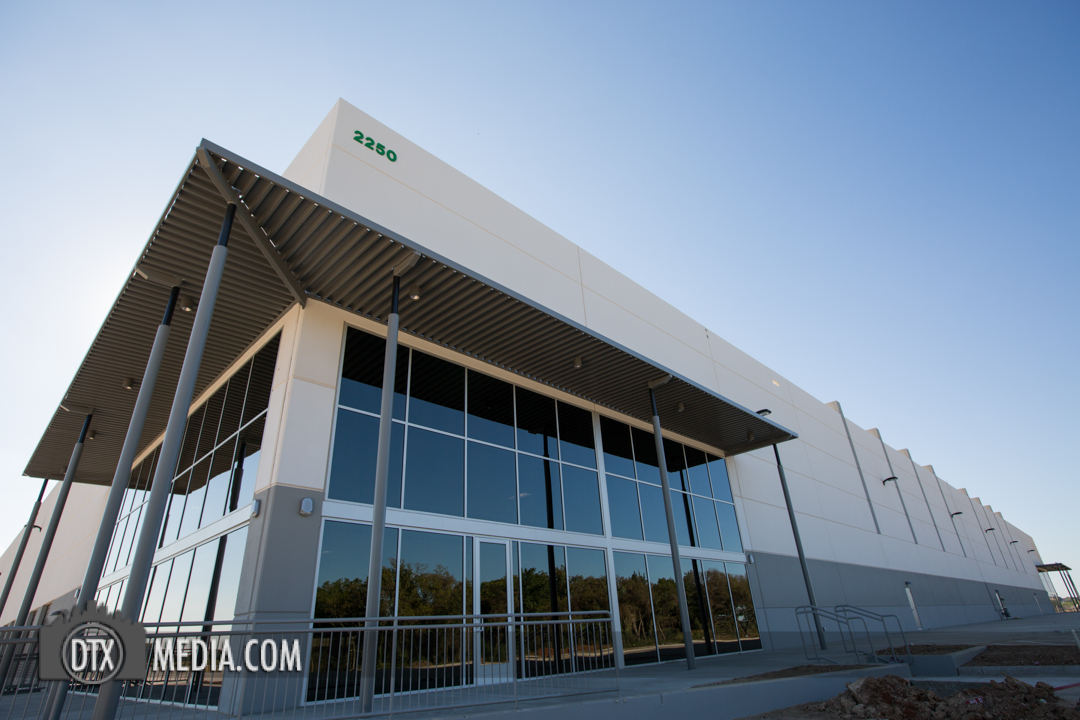 Dallas Commercial Construction Photography