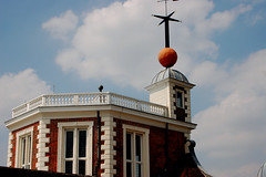 Time Ball at Royal Observatory