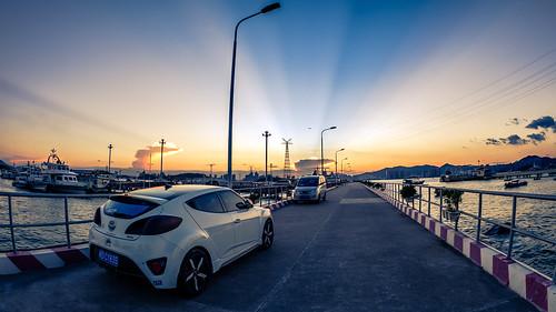 Sunset glow2