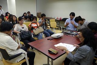Urban Heritage Conservation & Creative City Seminar 20130905_163903