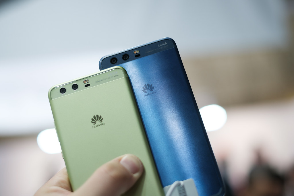 Huawei P10 launch event