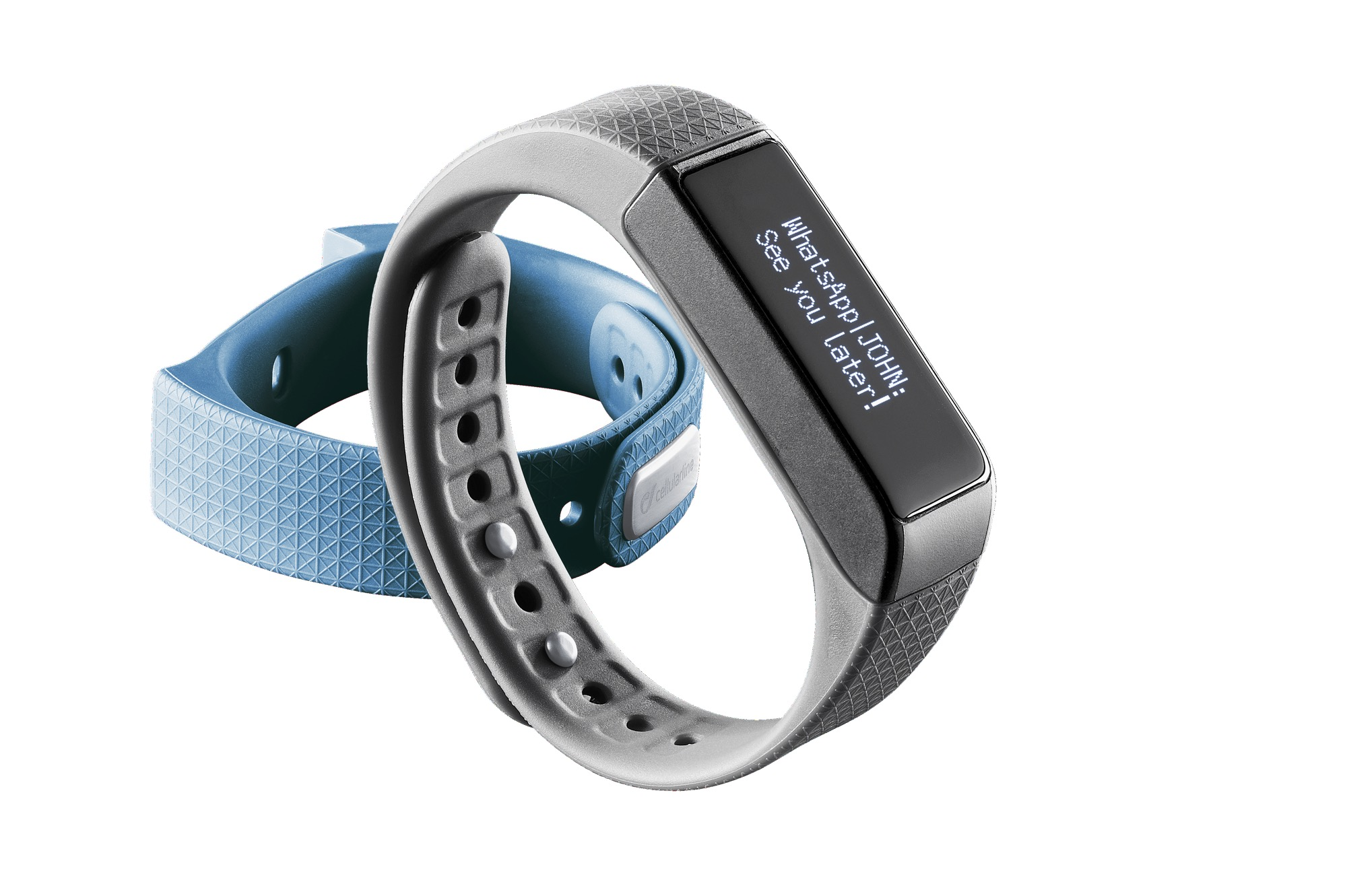 De Easy Touch fitness en activity tracker van Cellularline