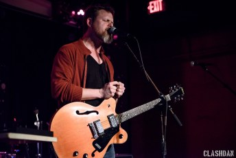 The All Things @ The Pinhook in Durham NC on March 8th 2017