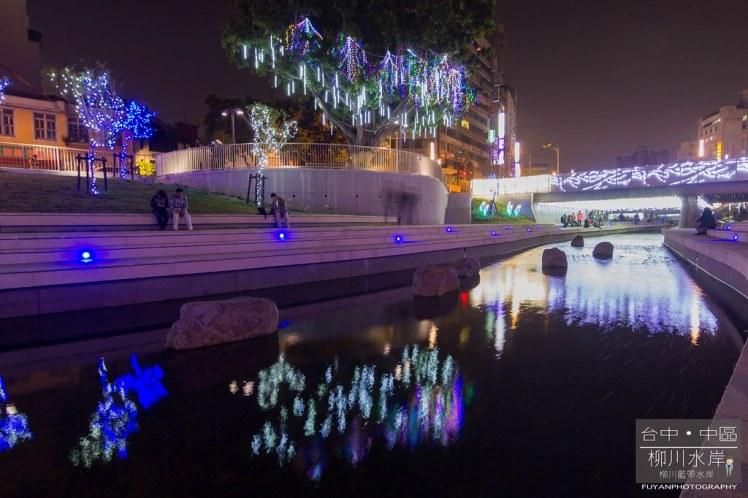 台中柳川水岸37