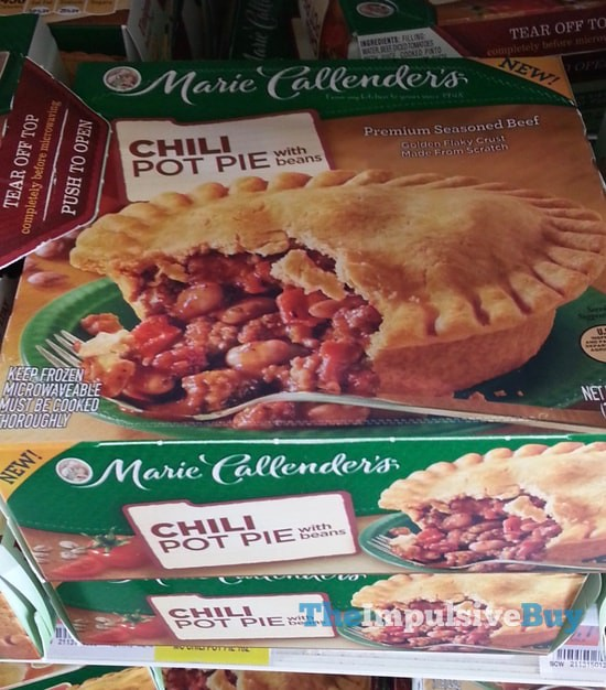 Marie Callender's Chili Pot Pie