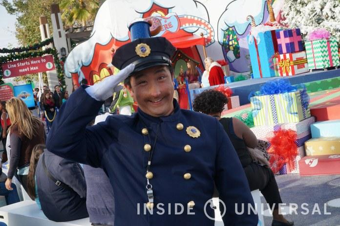 Grinchmas at Universal Studios Hollywood