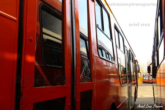 Transantiago - Redbus Urbano - Mascarello Gran Via / Mercedes Benz (SW6941) (209)