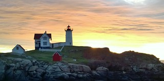 Nubble Light, Cape Neddick Maine