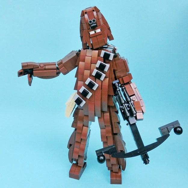LEGO: Chewbacca (8inch)