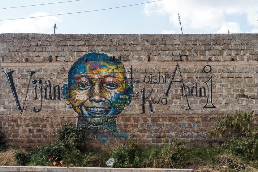Kibera Street Art
