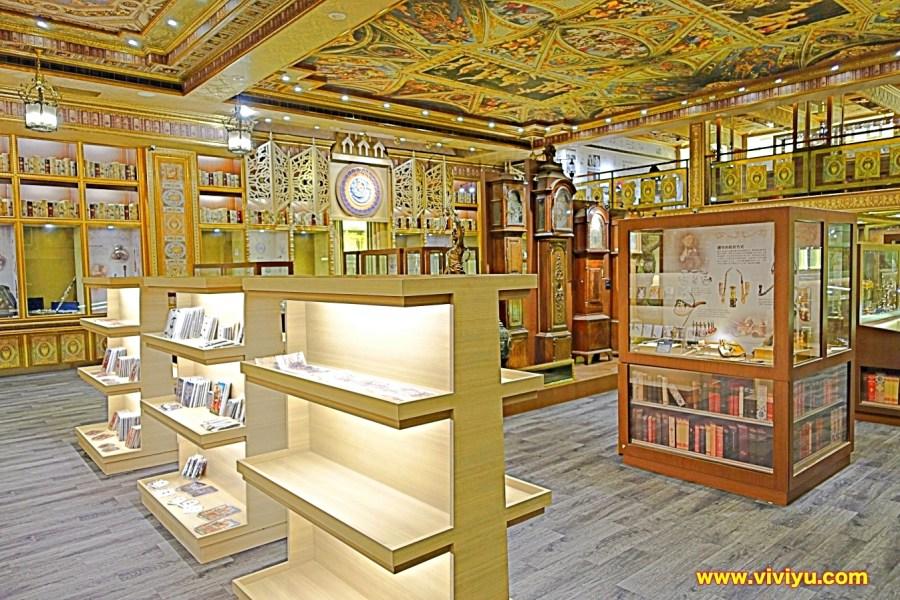 博物館用餐,台中免費新景點,台中景點,台中美食,新天地,新天地西洋古董博物館 @VIVIYU小世界