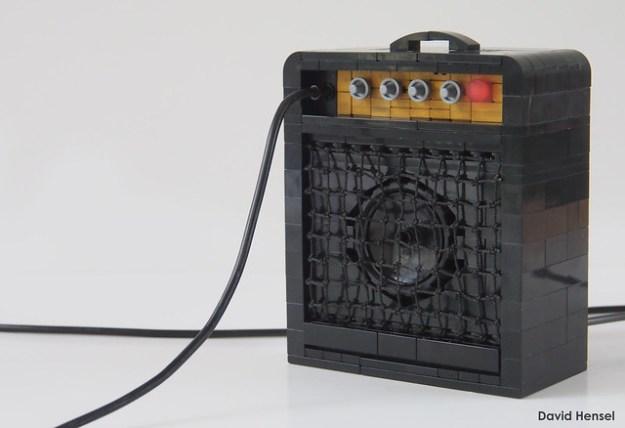 0 Watt ABS Ornamental Amplifier