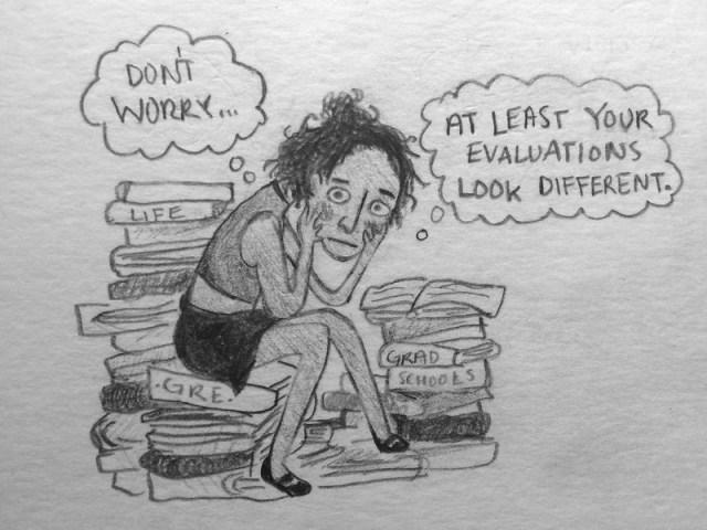 Cartoon credit: Zoe Heuermann
