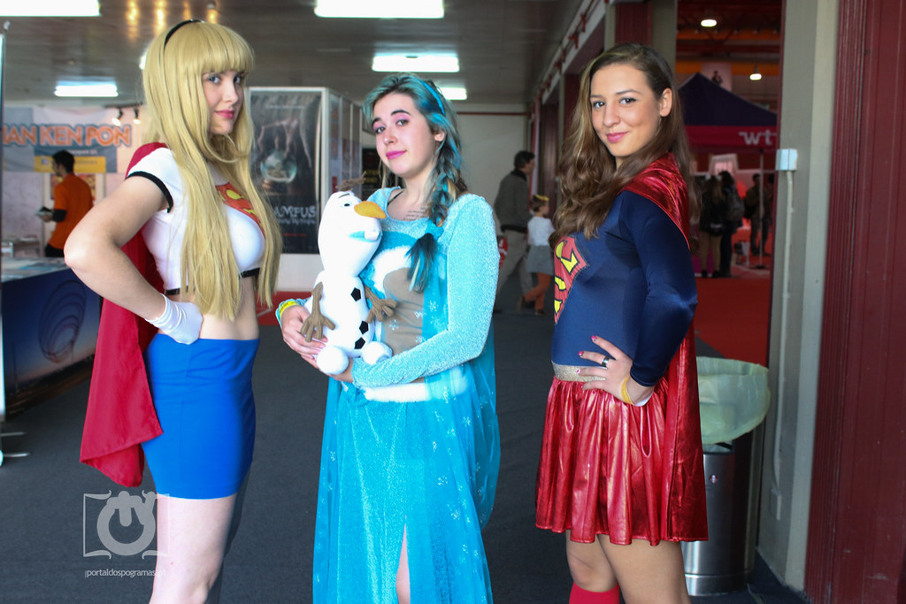 3º Dia - Comic Con Portugal