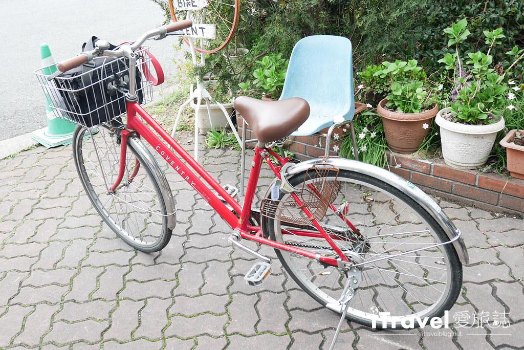 京都脚踏车出租 Rent a cycle EMUSICA (15)