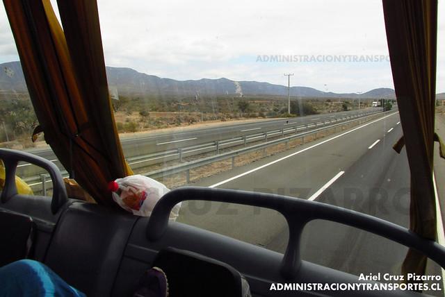 Serena Mar - Ruta 5 Norte - Modasa Zeus / Scania (DJLC84)