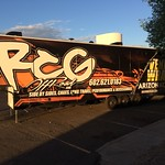 rcg 40 ft toy hauler