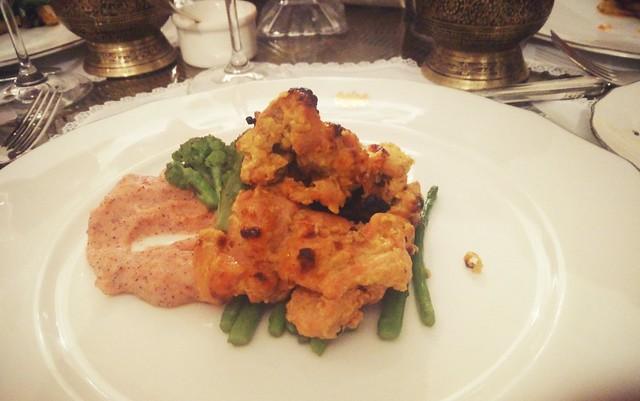 19. Saffron Chicken