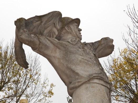 monumento a Aurelio Zamboni, Cologna, Berra, Ferrara