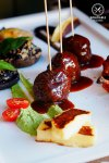 Sydney Food Blog Review of About: Spicer, Woollahra: Kentucky Bourbon Meatballs