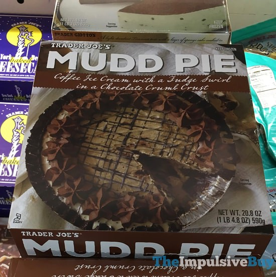 Trader Joe's Mudd Pie