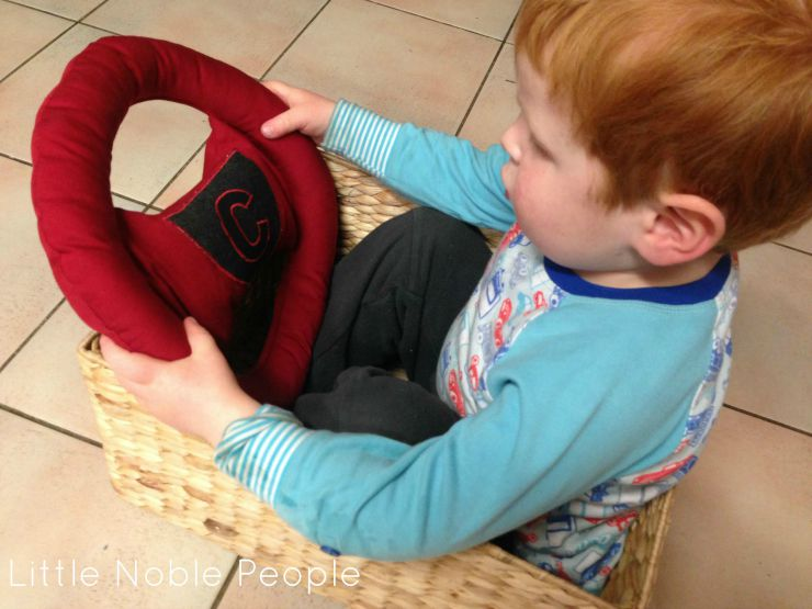 Little Driver's Wheel - PDF Sewing Pattern from Swoodson Says