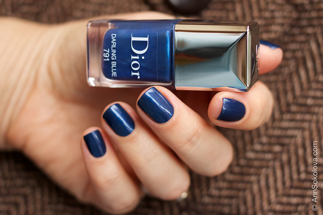 03 Dior #791 Darling Blue swatches