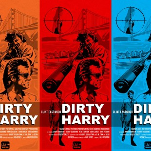 Dirty Harry Fan Art / Poster