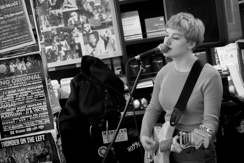 Bruising at Rough Trade