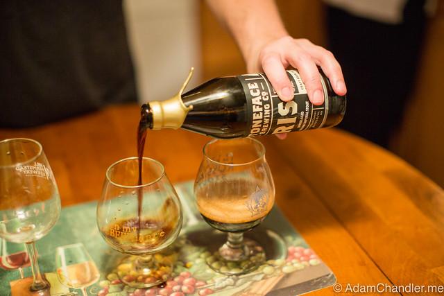 StoneFace RIS (Bourbon Barrel)